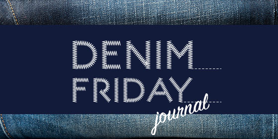 Denim Friday Journal